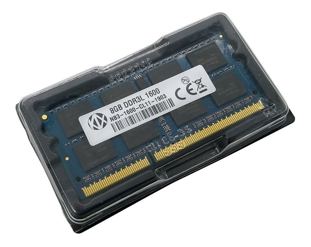 MEMORIA NOTEBOOK | DDR3 | KLX | 8GB 1600MHZ