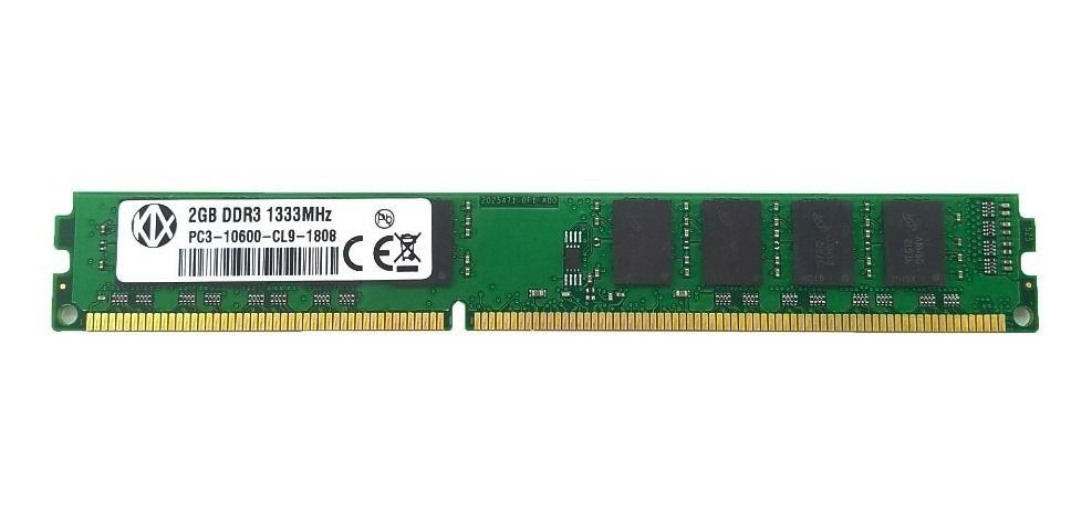 MEMORIA RAM | DDR3 | KLX  | 2GB 10600/1333MHZ
