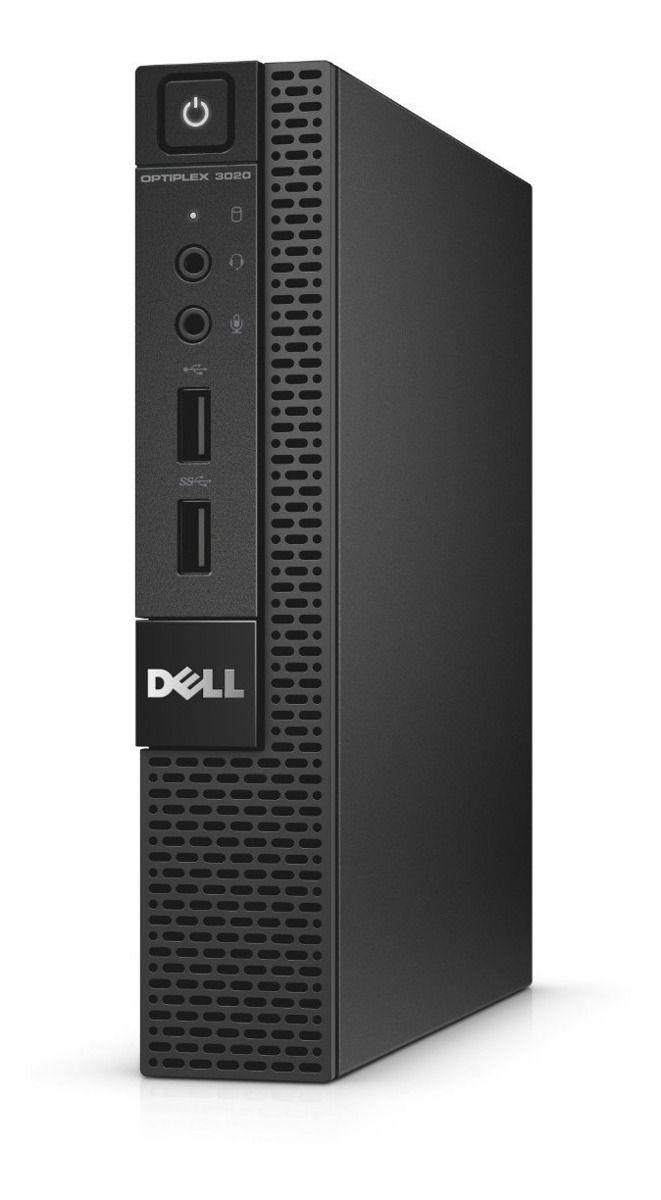 MICRO DELL | i3 2120 | RAM 4GB DDR3 | HD SSD 120GB