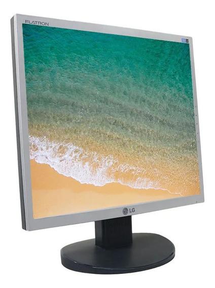 "Monitor 19"" LCD L1953H LG S/N"