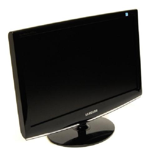 """Monitor Samsung 2033Sw 20"""" Polegadas LCD Widescreen - Entradas Vga / Dvi"""
