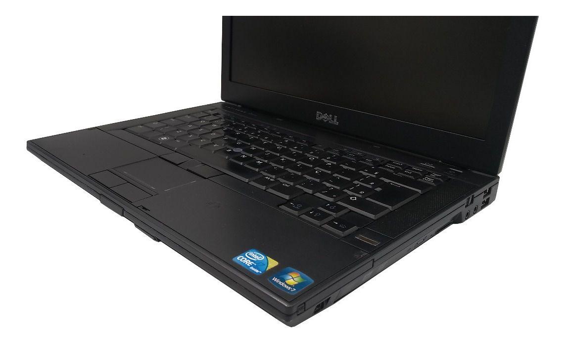 NOTEBOOK DELL | LATITUDE | E6410 | i7 M640 | RAM DDR3 4GB | HD 500GB | S/N