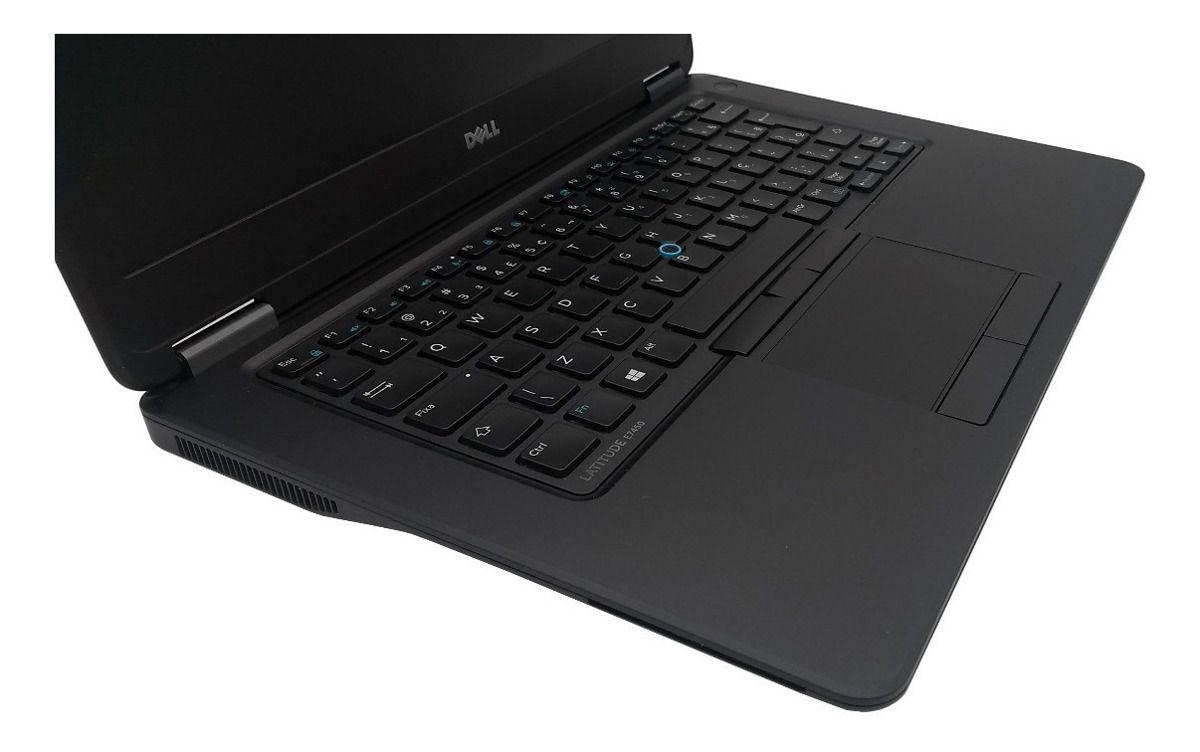 Notebook Dell Slim I5 5300u 2.9ghz Latitude E7450 8gb 240gb