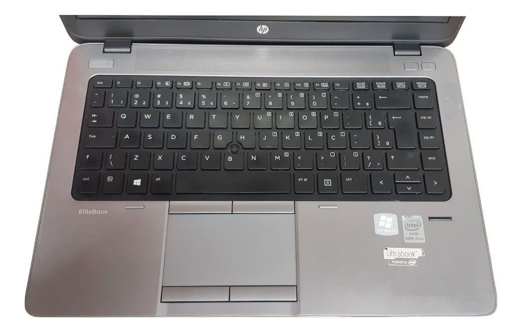 NOTEBOOK | HP | i5 G640 | 8GB DDR3 | HD SSD 120GB | WINDOWS 7 PRO | 14""