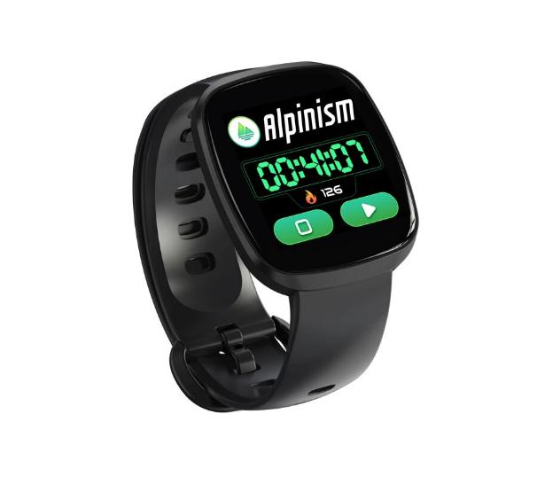Relógio smartwatch GT103 Ultra-fino, pressão arterial, relógio Inteligente
