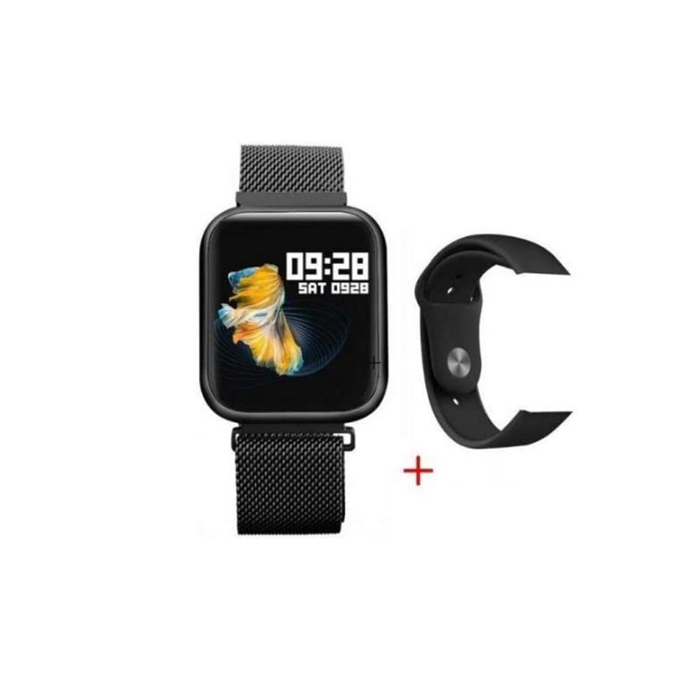 Smartwatch P80 Relógio Inteligente Touch Original + Brinde