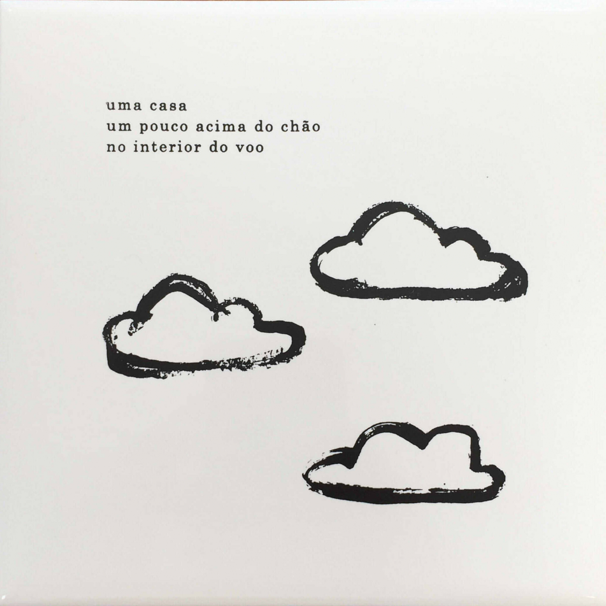 Azulejo Decorativo Nuvens