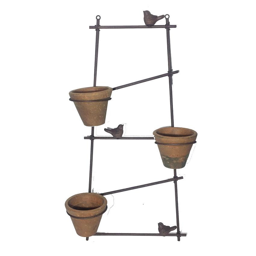 Floreira de Parede Escada