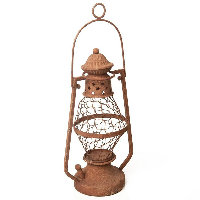 Lanterna Rústica Marina