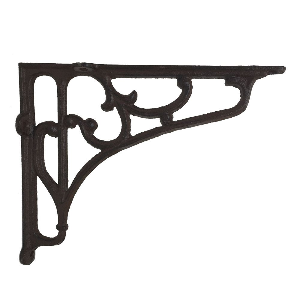 Mão Francesa em Ferro Florence 21x18 - 1 unidade
