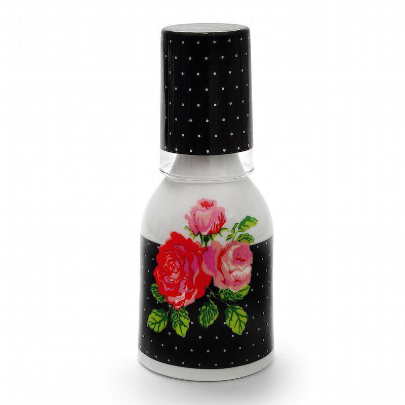 Moringa de Porcelana para Água Dark Blooms