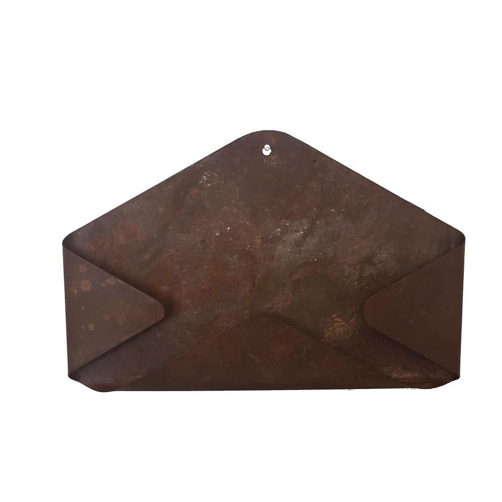Porta Cartas em Ferro P