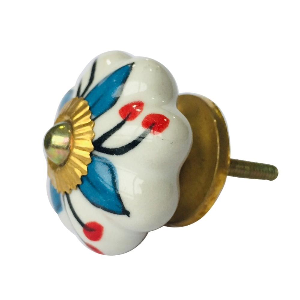 Puxador de Porcelana Cecília