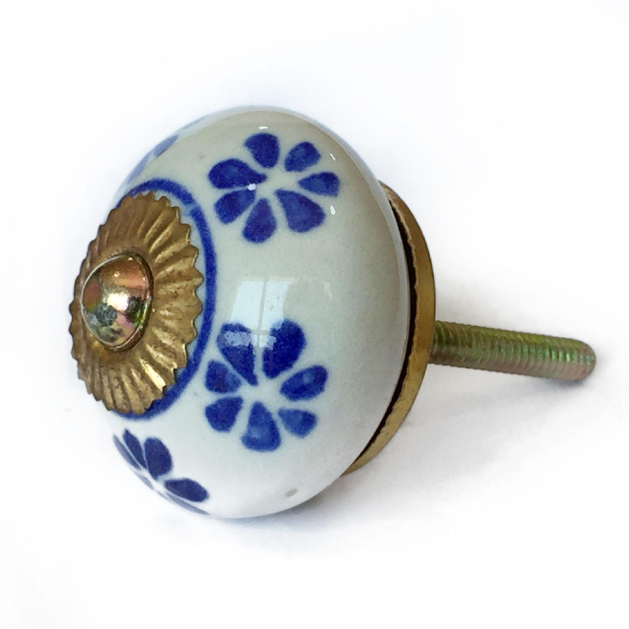 Puxador de Porcelana Diana