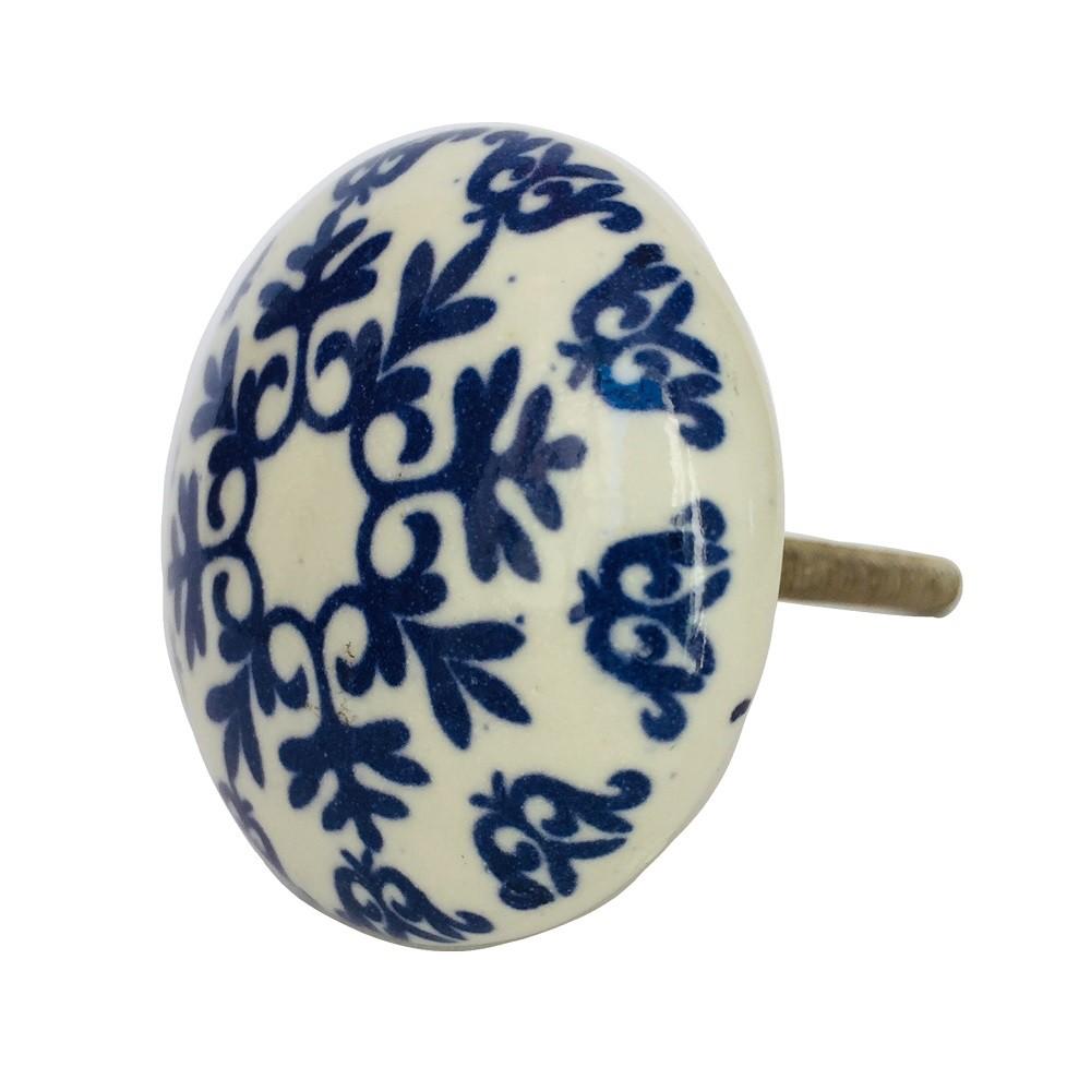 Puxador de Porcelana Estela