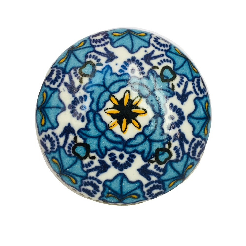 Puxador de Porcelana Íris