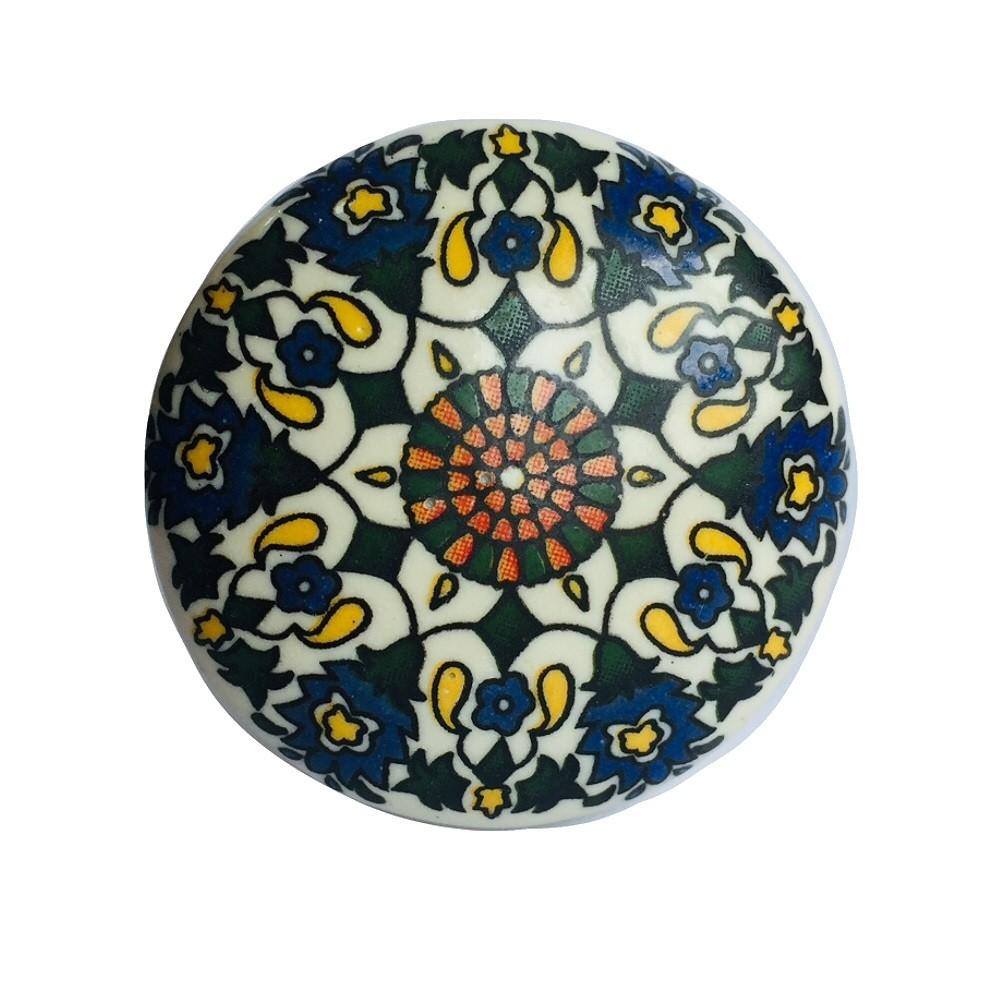 Puxador de Porcelana Lavínia