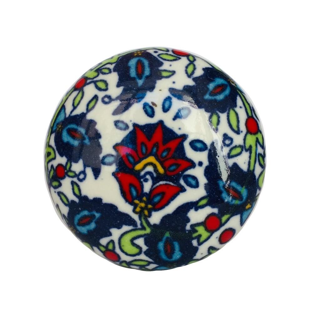 Puxador de Porcelana Mariah