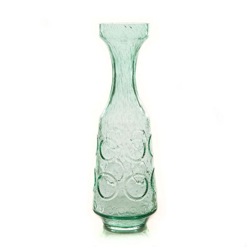 Vaso de Vidro Verde Alke G