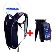 Mochila De Hidratação + Bolsa De Celular - RM