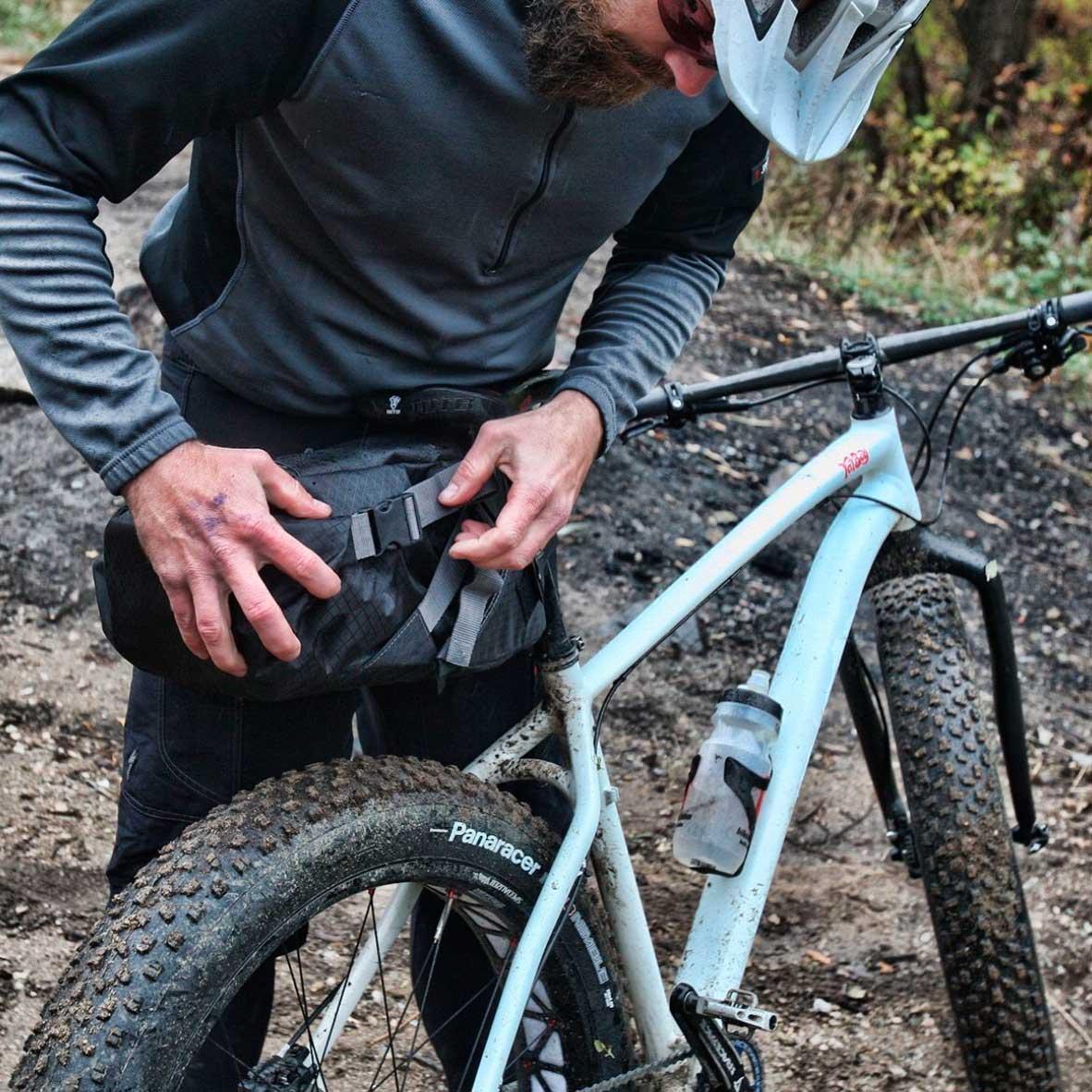 Alforje Track Probike Bikepacking