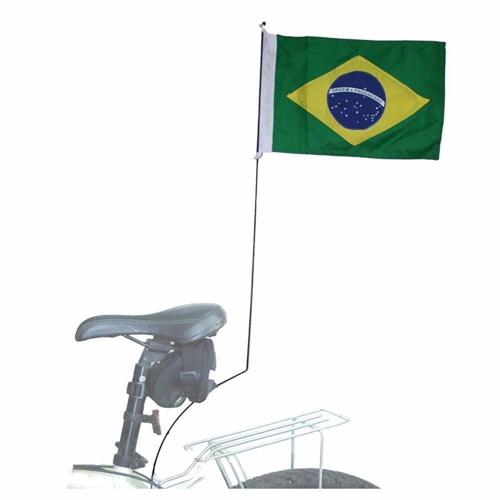 Bandeira Do Brasil Para Cicloturismo
