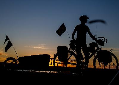 Bike Trailer Cargo Cicloturismo Probike