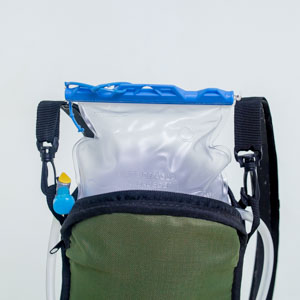 Bolsa Capa Térmica Para Refil Com Alça