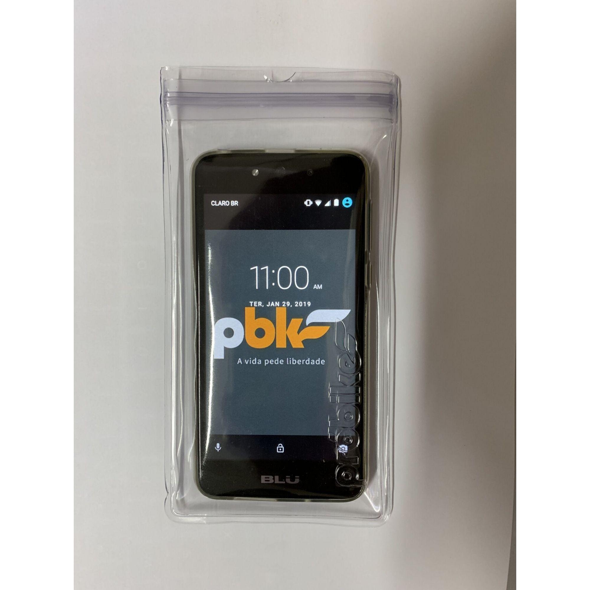 Capa Celular Touch Screen a Prova D´Agua Probike