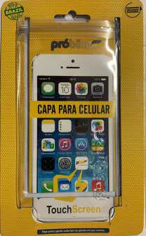 Capa Celular Touch Screen a Prova D´Agua Promoto