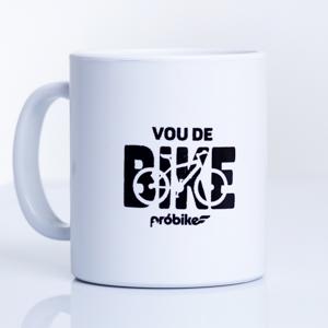 COFFEE MUG PROBIKE-CANECA PVC