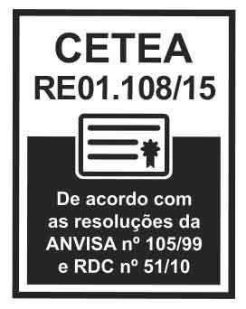 C - Refi / Reservatório Bipartido 1,2 litros