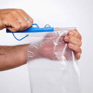 Mochila de Hidratação Hidrat Titaniun 3 Litros