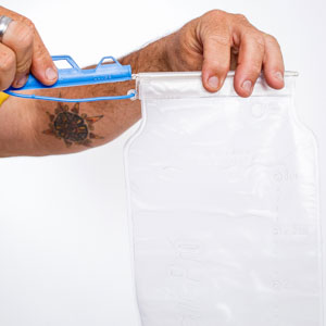 Mochila Hidrat Titanium 2,5 litros Probike ORIGINAL