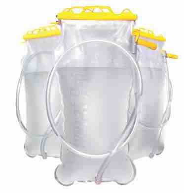 Refil 3 litros eco Hydrat Pró