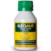 Herbicida Mata Mato Glifomax Concentrado 100ml (rende  10 litros)