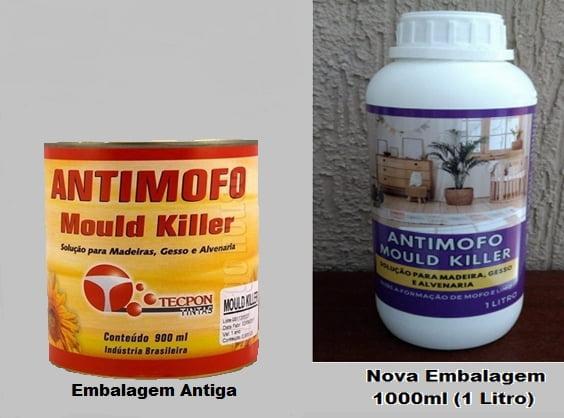 Antimofo Verniz Mould Killer   - 1 Litro