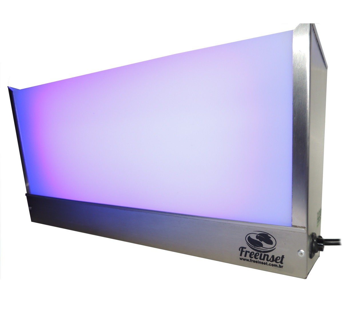 Armadilha Mata Insetos Voadores 50m² - Bivolt