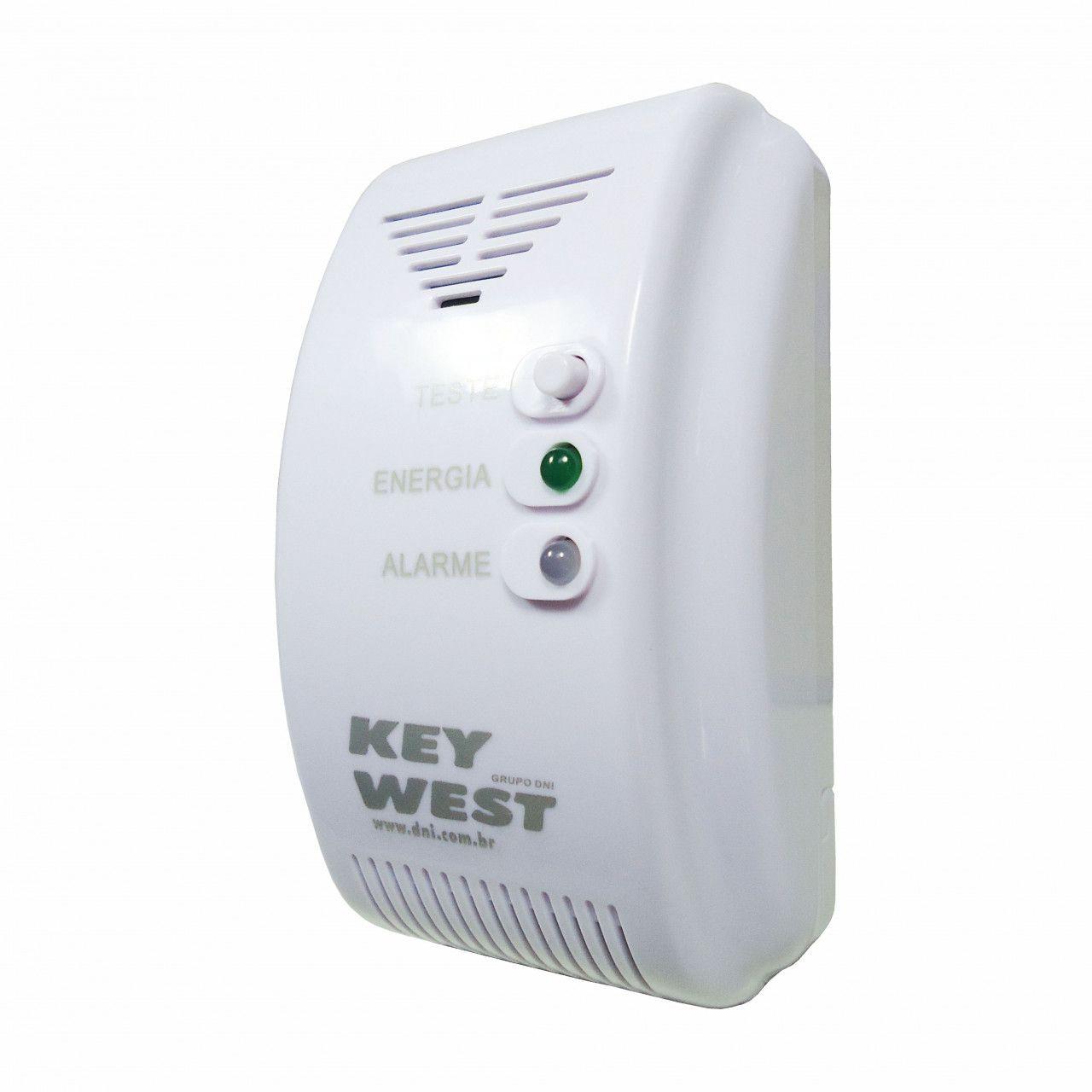 Detector de Gás Natural e GLP - Bivolt