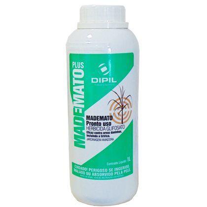 Glifosato Mademato Plus  - 1 litro