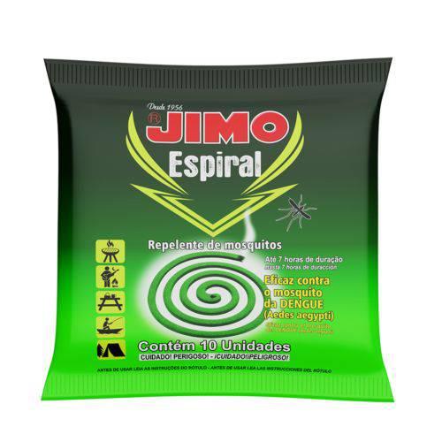 Jimo Espiral (10 unidades)