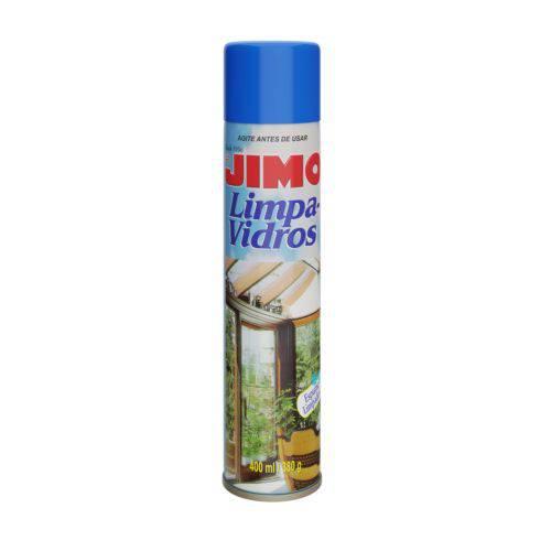 Limpa Vidros Jimo Aerossol - 400ml