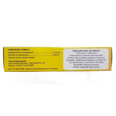 Maxxi Gel - Mata Formigas Doceiras - 10 gramas