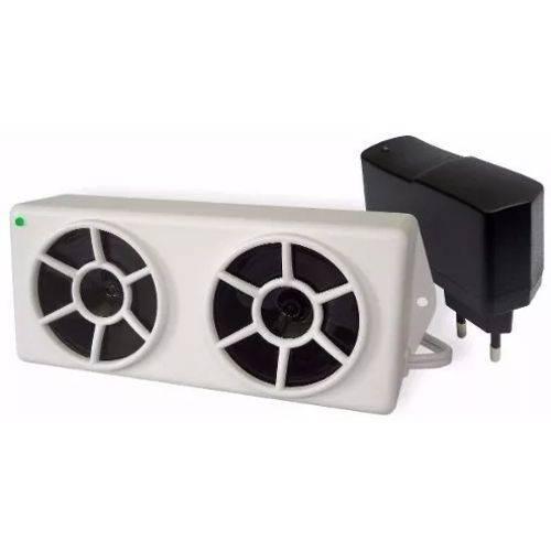 Repelente Eletrônico de Pombos - RPE 01 - Bivolt
