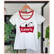 T-shirt Snoopy Loves