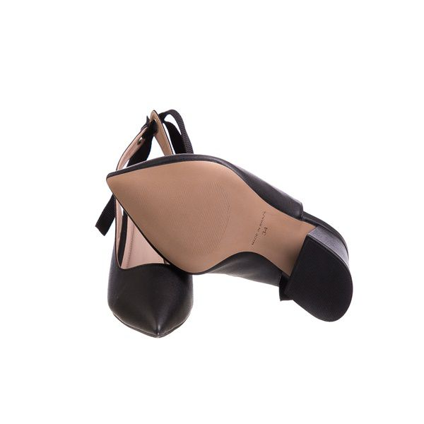 Scarpin Chanel Preto Amarração