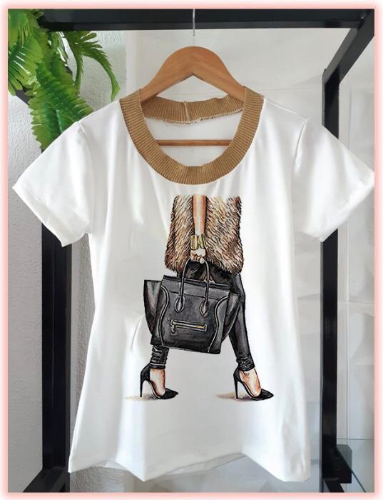 T-shirt Fashionista