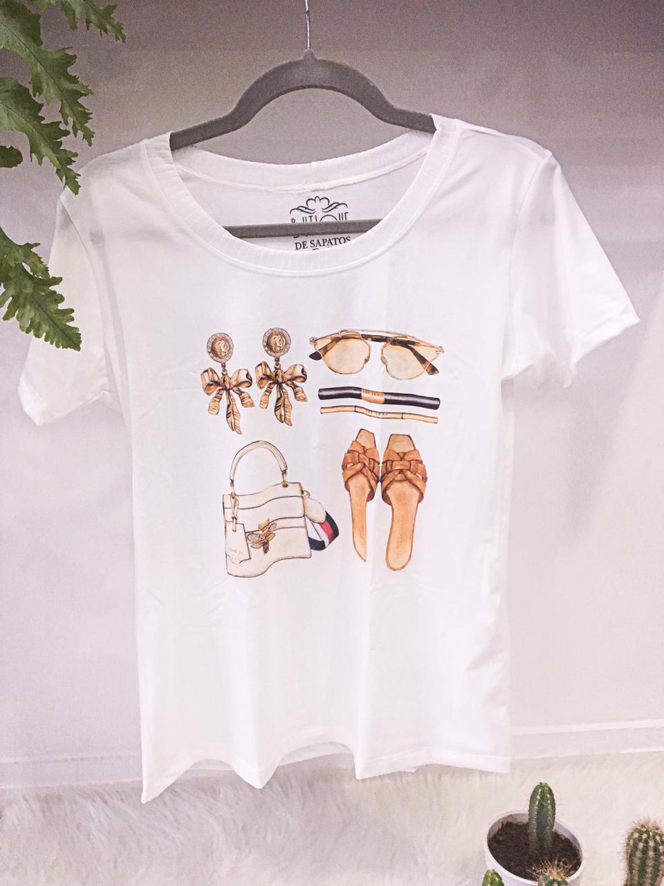 T-shirt Ilustração