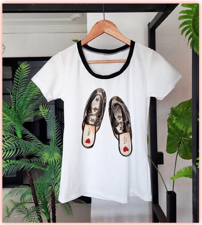T-shirt Shoes Lover