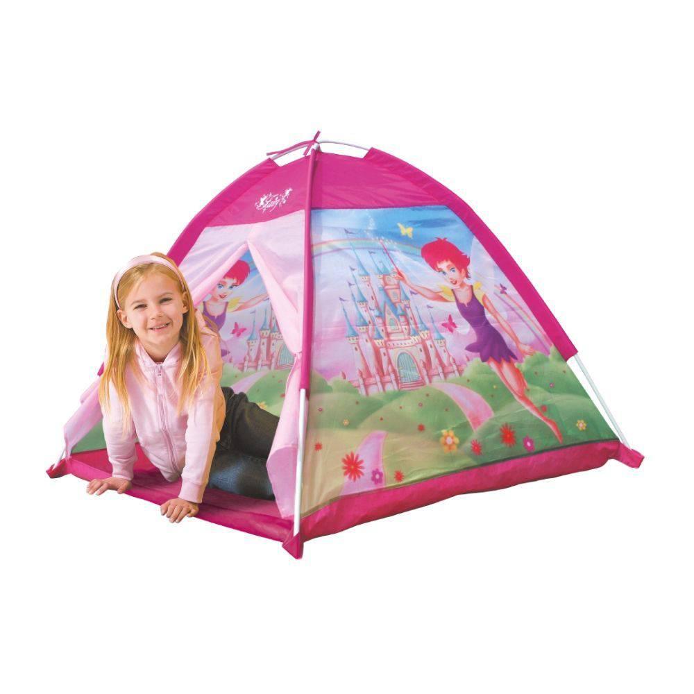 Barraca Cabana Infantil Feminina Toca Fadinha Feliz DM Toys